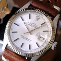 Rolex Datejust Steel 36mm Silver No numerals United States of America, California, Sherman Oaks