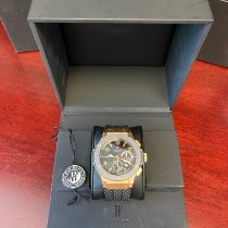 Hublot pre-owned Automatic 44mm Black Sapphire crystal