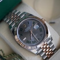Rolex Datejust II Gold/Steel 41mm Grey No numerals United States of America, California, Sunnyvale