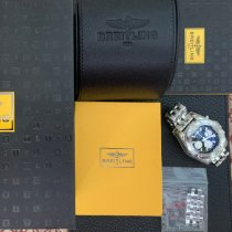 Breitling Chronomat 41 Steel 41mm Black No numerals United States of America, New York, Scarsdale