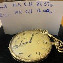 Zenith Sarı altın 50mm Otomatik 663365 ikinci el Türkiye, ankara