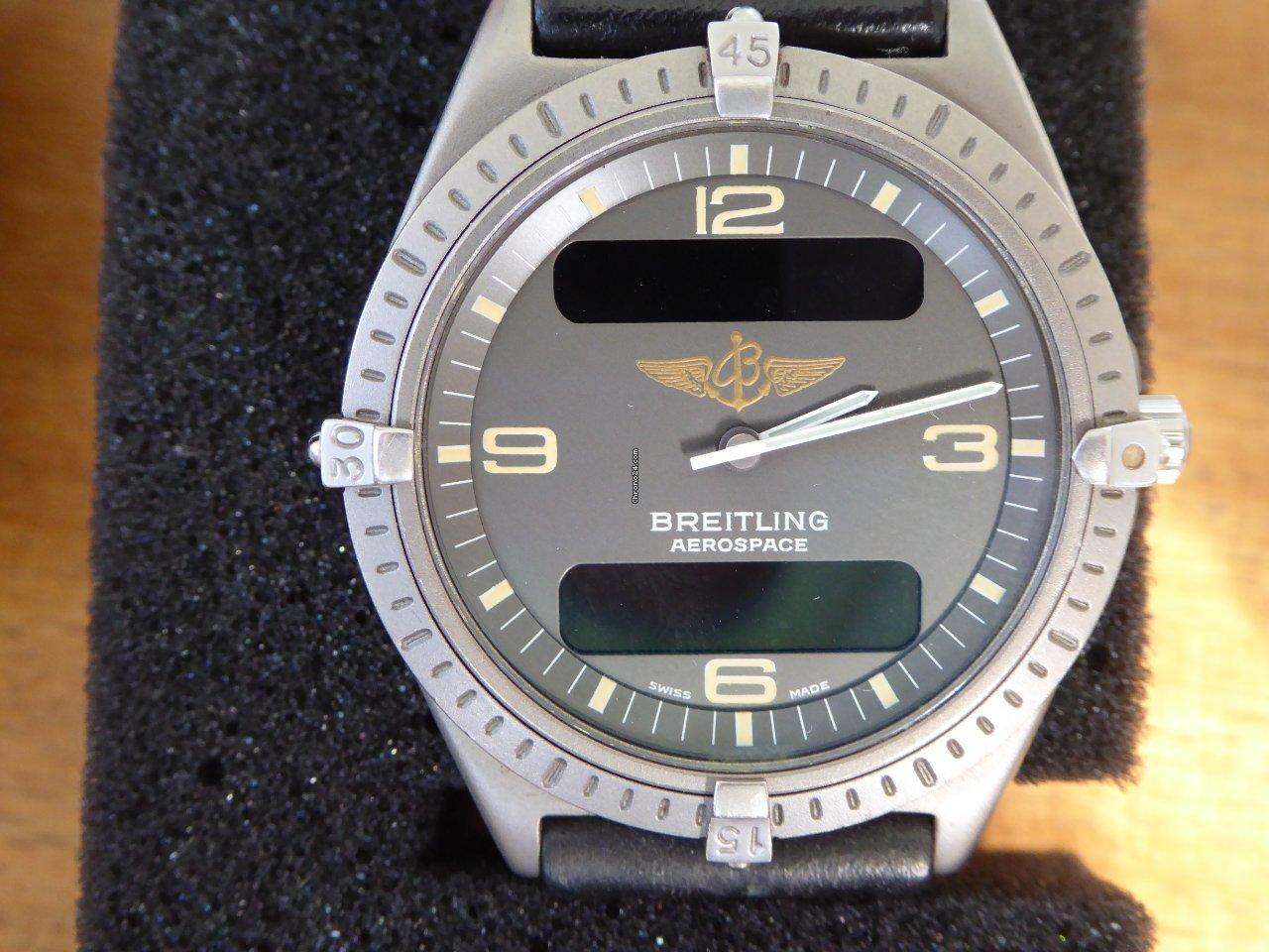 Breitling Aerospace E 56059-071 1994 tweedehands