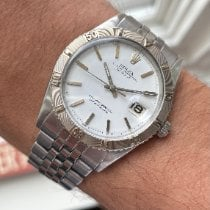Rolex 1625 Steel 1970 Datejust Turn-O-Graph 36mm pre-owned United States of America, New York, New York