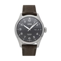 Oris Big Crown ProPilot Day Date Acier 44mm Gris