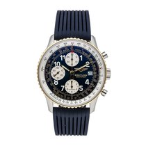 Breitling Old Navitimer Steel 41mm Blue United States of America, Pennsylvania, Bala Cynwyd