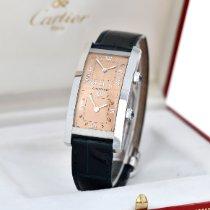 Cartier Tank (submodel) Platinum 45mm Pink Singapore