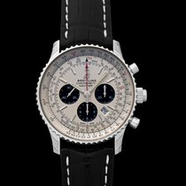 Breitling Navitimer Rattrapante Steel 45mm Silver United States of America, California, Burlingame
