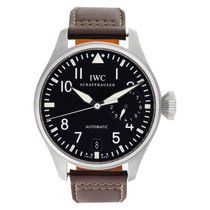 IWC IW501001 Steel Big Pilot 46mm pre-owned United States of America, Florida, Surfside