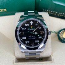 Rolex Air King 116900 Jamais portée Acier 40mm Remontage automatique