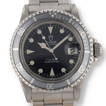 Tudor Submariner Steel 40mm Blue United States of America, New Hampshire, Nashua