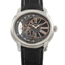 Audemars Piguet Millenary 4101 pre-owned 47mm Transparent Leather