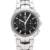 TAG Heuer CBC2110.BA0603 Steel 2018 41mm pre-owned