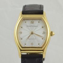 Girard Perregaux Yellow gold Automatic 24mm pre-owned Richeville