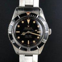 Rolex Submariner (No Date) 6536 Ottimo Acciaio Automatico Italia, Roma