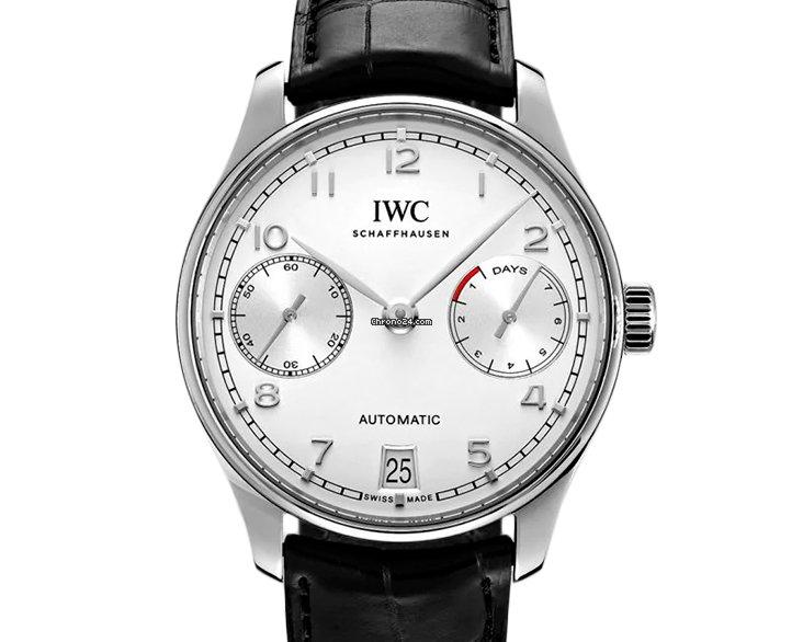 IWC Portuguese Automatic IW500712 2021 новые