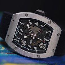 Richard Mille RM 005 Белое золото 38mm Прозрачный Aрабские