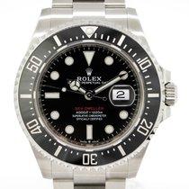 Rolex Sea-Dweller Steel 43mm Black No numerals