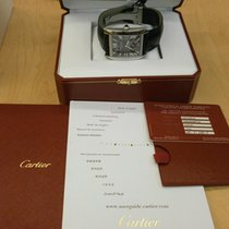 Cartier Tank MC new 2010 Automatic Watch with original box and original papers WSTA0010