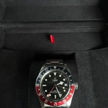 Tudor Black Bay GMT Steel 41mm Black No numerals Malaysia, SENAI,JOHOR