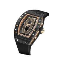 Richard Mille RM 07 Carbon 45.66mm Black