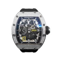 Richard Mille RM030 White gold RM 030 new