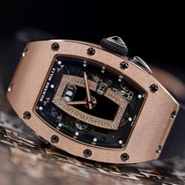 Richard Mille Women's watch RM 037 52.63mm Automatic new Watch with original box and original papers