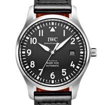 IWC Fliegeruhr Mark neu 2021 Automatik Uhr mit Original-Box und Original-Papieren IW327009
