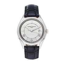 Vacheron Constantin Fiftysix Steel 40mm Silver United States of America, Pennsylvania, Bala Cynwyd