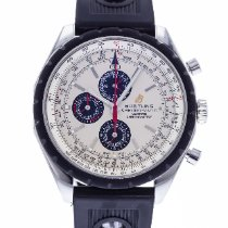 Breitling Chrono-Matic 1461 A19360 Sehr gut Stahl 49mm Automatik