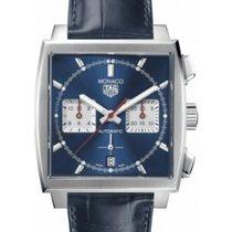 TAG Heuer Monaco new Automatic Chronograph Watch with original box