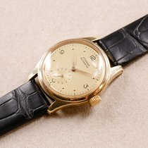 Eterna Very good Yellow gold 32.5mm Automatic