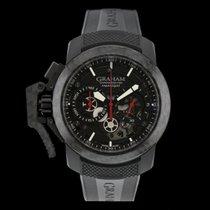 Graham Chronofighter Carbon 47mm Schweiz, Nyon (Genéve)