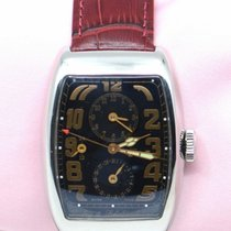 Dubey & Schaldenbrand Steel 32mm Automatic pre-owned United States of America, New York, New York