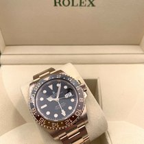 Rolex GMT-Master II Rose gold 40mm Black No numerals United States of America, Florida, Coconut Creek