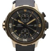 IWC Aquatimer Chronograph Bronze 44mm Black No numerals United Kingdom, Radlett
