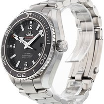 Omega Seamaster Planet Ocean Steel 45,5mm Black Arabic numerals United States of America, Florida, Boca Raton