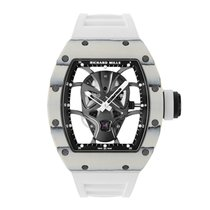 Richard Mille Carbon 42mm Manual winding RM52-06 pre-owned United States of America, New York, New York
