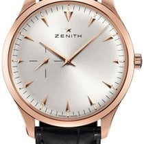 Zenith Automatic Silver 40mm new Elite Ultra Thin