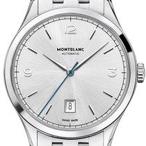 Montblanc Heritage Chronométrie Steel 40mm Silver