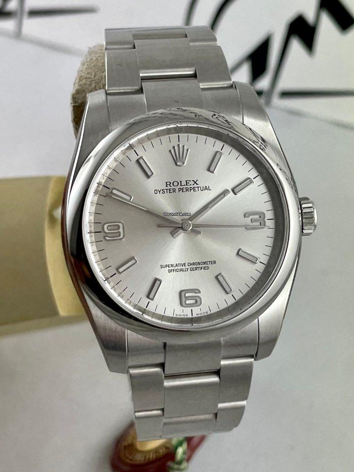 Rolex Oyster Perpetual 36 116000 2020 neu