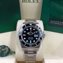 Rolex Submariner Date Steel 41mm Black No numerals United States of America, Illinois, Springfield