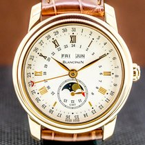 Blancpain Rose gold Automatic 42mm Le Brassus