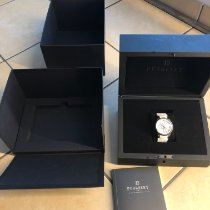 Perrelet Turbine XS pre-owned 38mm Mother of pearl Rubber
