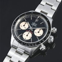 Rolex 6263 Acier 1986 37mm
