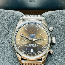 Breitling pre-owned Automatic Bronze