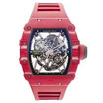 Richard Mille RM 035 RM 35-02 Very good Carbon 44.50mm Automatic
