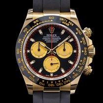 Rolex Daytona Желтое золото 40mm