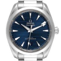 Omega 220.10.38.20.03.001 Acier 2019 Seamaster Aqua Terra 38.5mm occasion