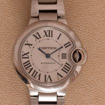 Cartier Ballon Bleu 33mm подержанные 33mm Cеребро Сталь