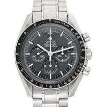 Omega 3570.50 2021 Speedmaster Professional Moonwatch pre-owned